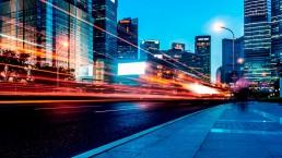 iluminacion inteligente de las ciudades